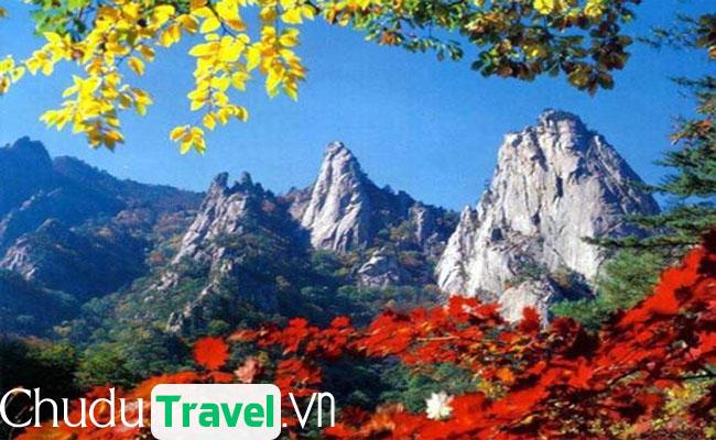 Núi Seorak Hàn Quốc – điểm khám phá thú vị dành cho du khách