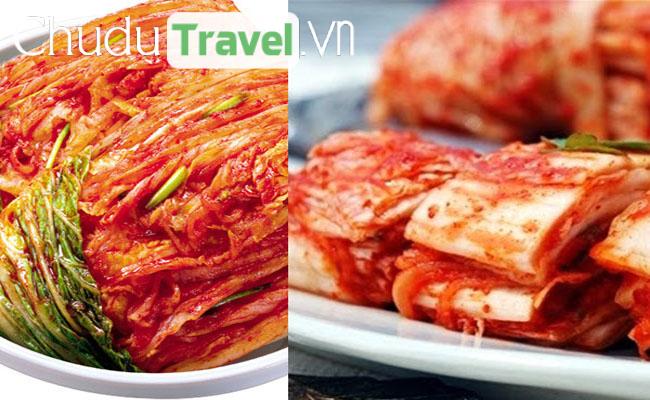 Khám phá Kim Chi – món ăn nổi tiếng Hàn Quốc