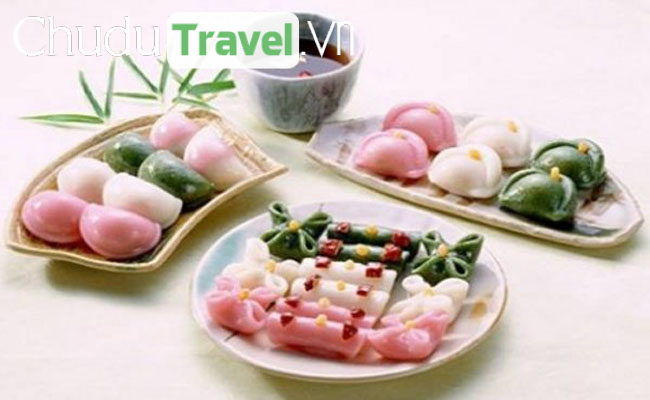 Bánh Trung thu – nét đẹp cho nền văn hóa truyền thống Hàn Quốc