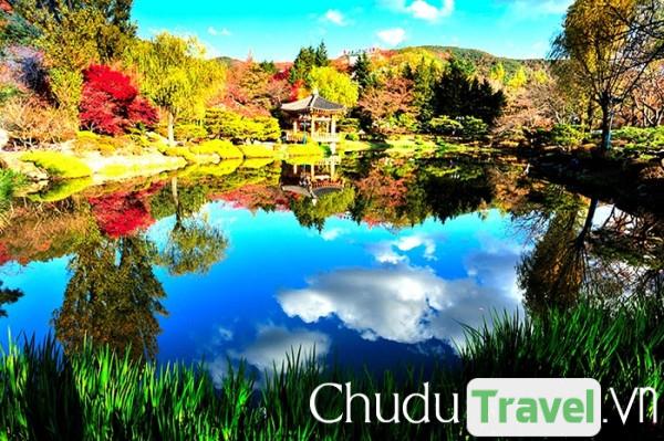 Vọng lâu Bomun Hàn Quốc – điểm du lịch mới nổi cho khách tham quan